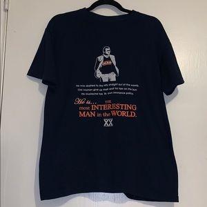 Mike Ditka Gildan Medium Interesting Man T-Shirt